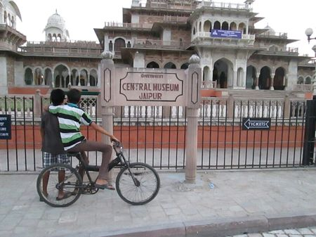 Jaipur - The Land of Maharajas !!