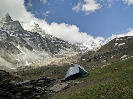 Kedartaal: The 5000 metre trek