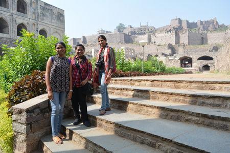 Get Set Go.. Trip to Hyderabad - Warangal -Lepakshi