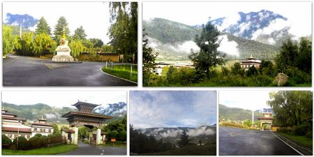 Druk Yul (Bhutan) - The Royal Himalayan Kingdom!!