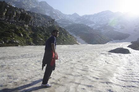 Triund – Laka Glacier