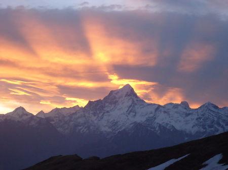 Success feeds Ambition : Himalayan peak summit