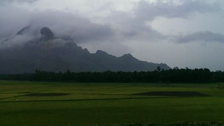 Nagercoil, land of 3 seas and blissful nature