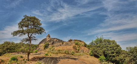 Agumbe: Of Western Ghats and it's inhabitants, and oh, a fort as well !
