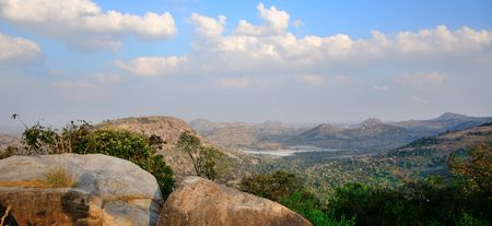 Avalabetta: Nandi Hills without the crowd !