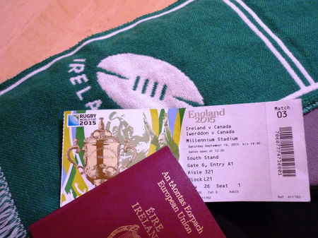 Cardiff: Rugby And Song