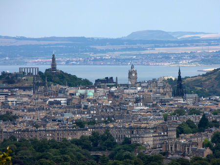 24 hours in Edinburgh