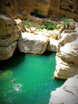 Seeking Adventure in Oman