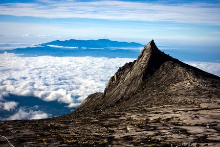 Hiking to Mount Kinabalu, Borneo
