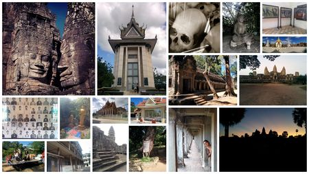 Land of Temples Cambodia