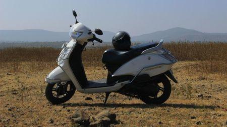 Indore - Choral Dam | A 150 Kilometer Detour | TVS Jupiter
