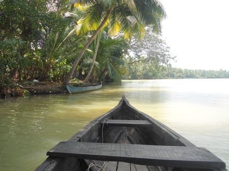 Solo at Munroe Island - a quiet backwater getaway