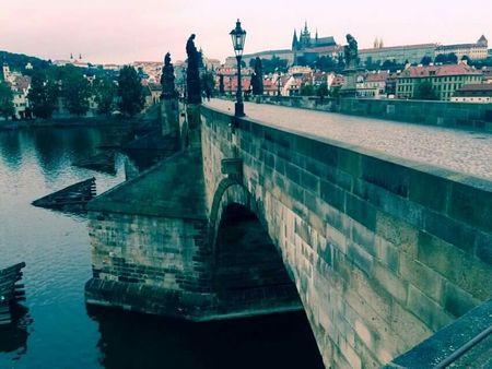 Prague: the city of a hundred Spires