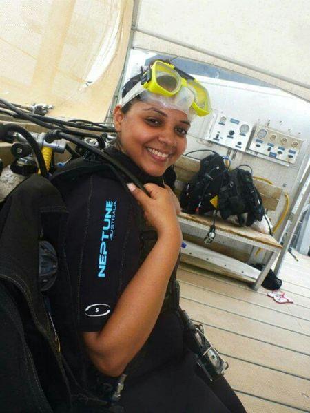 Cairns: Dive in!