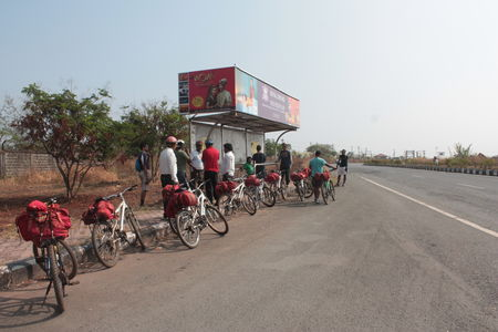 Cycling Across Goa – The Land of Beaches (Or really?)
