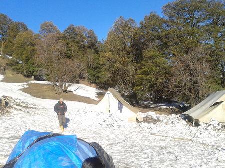 Himalayan Snow Trek