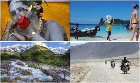 Marijuana, Beaches, Treks, Biking: Here's How Millennials Can Attain Salvation At Char Dham Sites