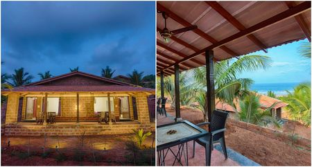 Photo of No Time Or Money For Goa? At ₹500 Per Head, Stay At This Beachside Weekend Retreat In Ganpatipule