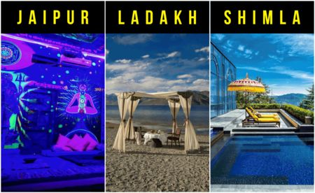 Top 10 Outrageous Hotels In India That You MUST Stay At In 2018 Before They Get Too Popular