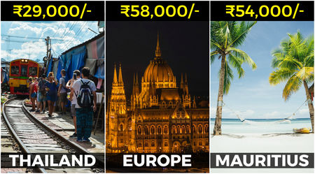 Thailand, Eastern Europe, Mauritius: Here's How To Do All-Inclusive Trips Under₹60,000