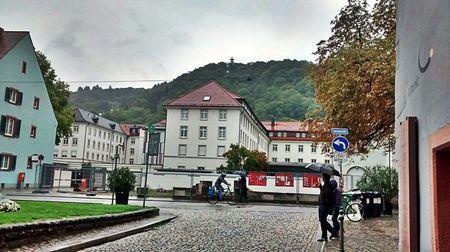 Budget Euro Trip: Freiburg Im Breisgau