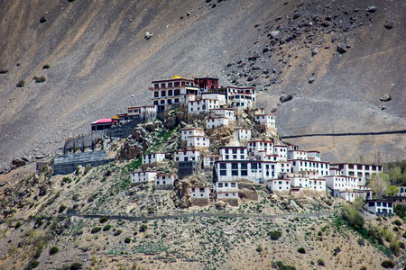 The Gompas of Spiti valley-Key-Kibber-Dhankar