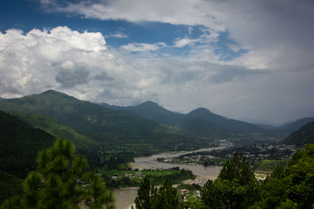 Road trip to Srinagar, Uttarakhand