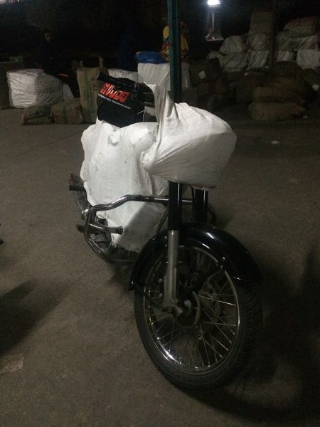Two Wheeling Starting From Mathura through Rajasthan, Gujarat, Diu and finally to reach Maharastra