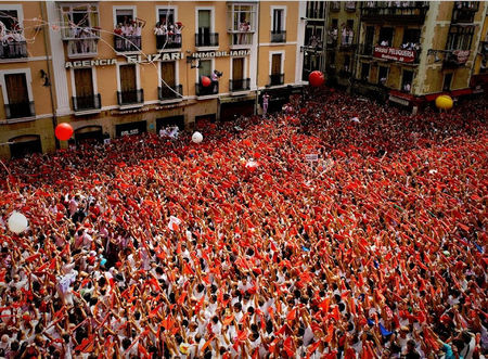 The Day I Ran With The Bulls – Spain (Chapter One)