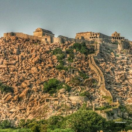 An Excursion to the Gingee Fort: Tamil Nadu, India