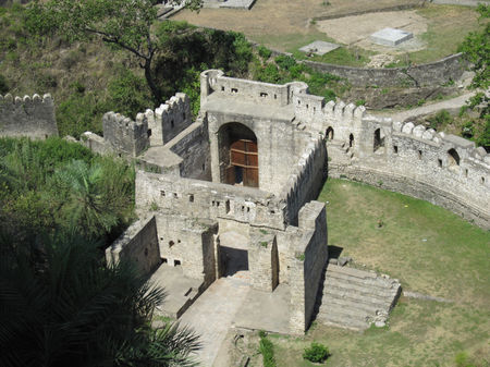 Kangra Fort - Worth a Visit