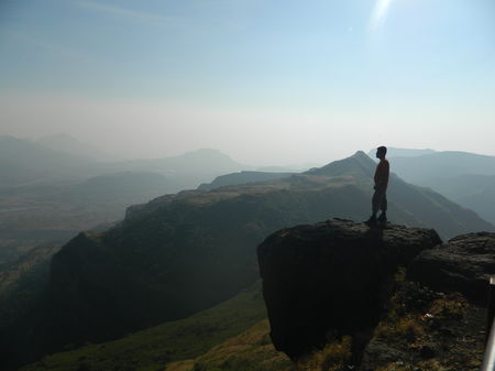 Kalsubai -The Everest Of Maharashtra