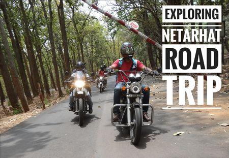 Netarhat road trip