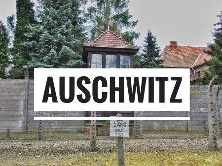 A Trip To The Place Of Mass Murder- Auschwitz