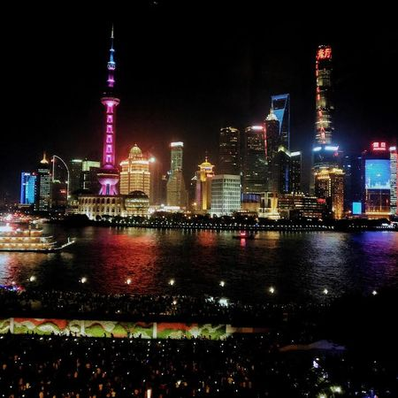 Shanghai - The Black Sheep of China