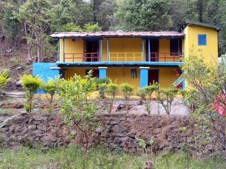 A First Of Its Kind Trekkers Hostel Is Waiting For You In The Hills Of Uttarakhand