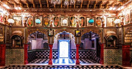 Under 6 Hours From Delhi, This Hidden Haveli In Rajasthan, Needs To Be Your Next Weekend Getaway