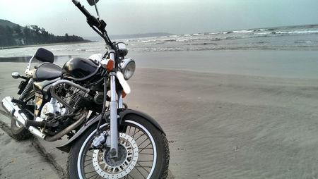 Riding solo – Mumbai Goa Mumbai