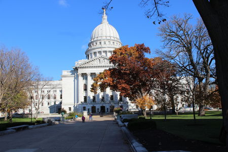 The City Of Madison,Wisconsin