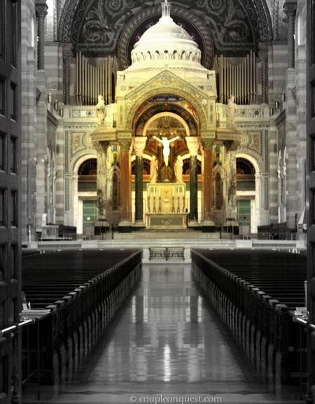 Domes & Mosaics- Cathedral Basilica Of St Louis