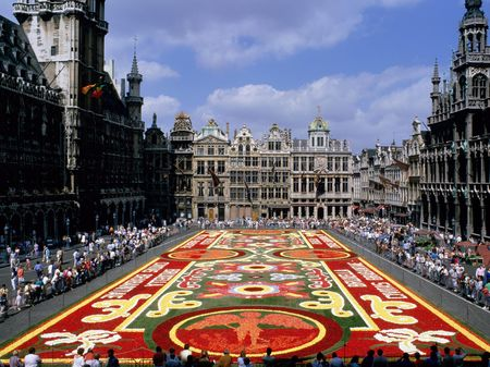 Belgium-Its more than chocolate,beer and waffels