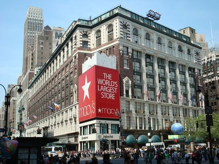 Best shopping areas of New York