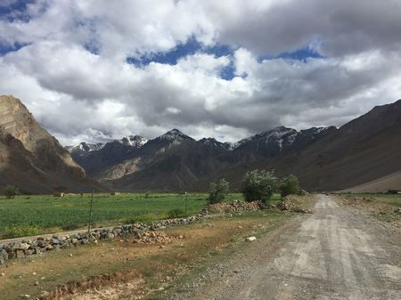 Less traveled Lahaul and Spiti on bike ( Leh-manali highway )
