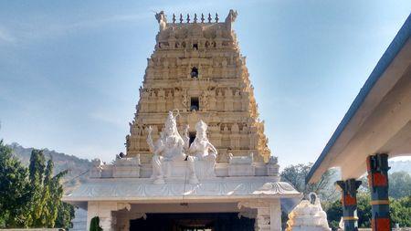 Exploring Rayalaseema & Telangana Temples for New year