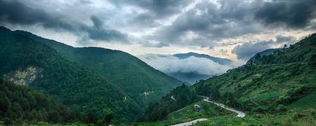 Bhutan - The Dragon Kingdom