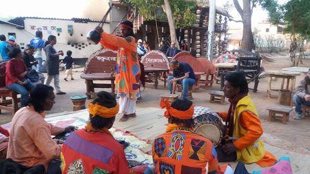 Land of Tagore, Bolpur, Shantiniketan