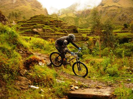 Bike and hike to Machu Picchu, Peru
