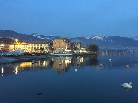 Weekend break in Montreux Switzerland