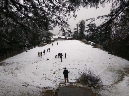 Escape to explore - Shimla-Manali-Kasol