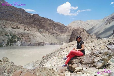 The Brown Zanskar And The Beautiful Leh City! (Leh Ladakh part II)